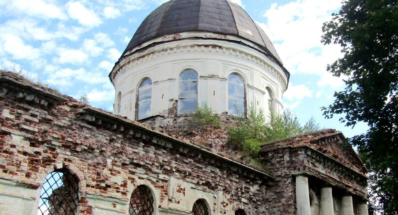 В Новгородской области отреставрировали храм, построенный на средства Александра Суворова