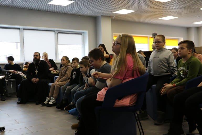 При содействии «Фомы» в Волхове состоялась лекция о защите блокадного Ленинграда