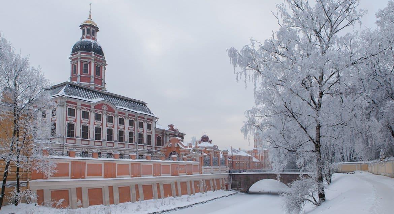 Александро-Невской лавре вернули верхний храм Благовещенской церкви