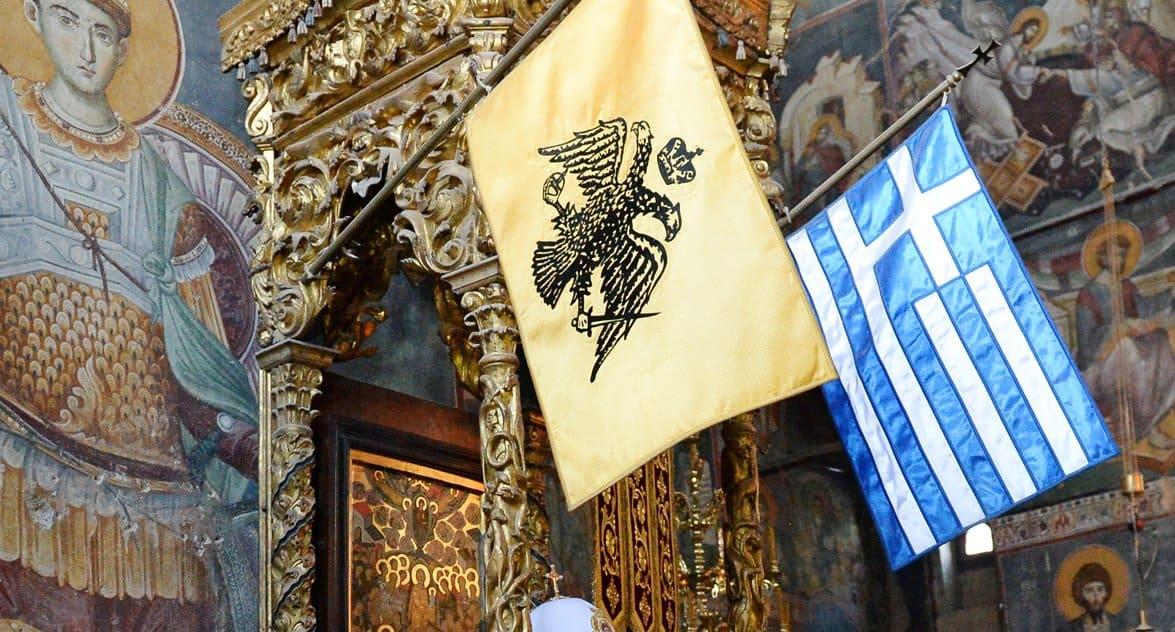 Патриарх Кирилл верит в общее будущее наследников Святой Руси и Православной Эллады