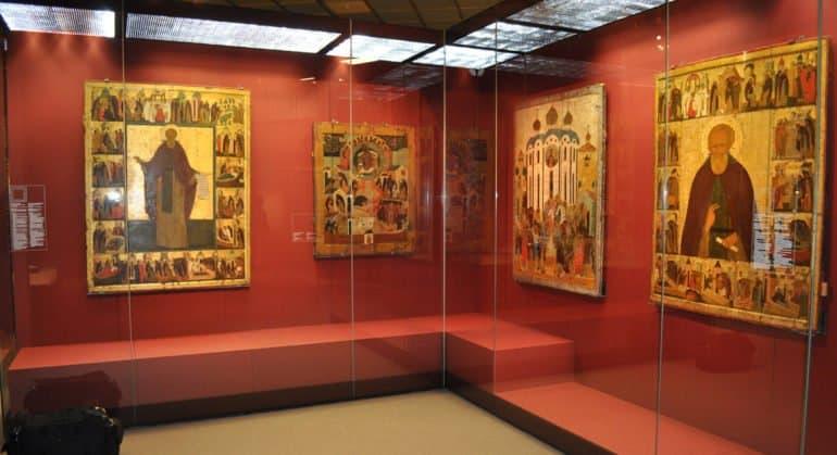 В Петербурге открывается выставка копий древних новгородских икон