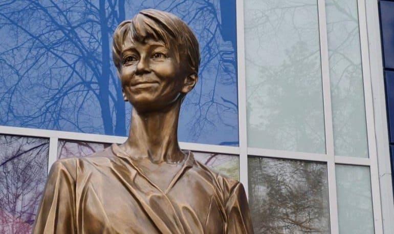 В Красногорске открыли первый в мире памятник Елизавете Глинке