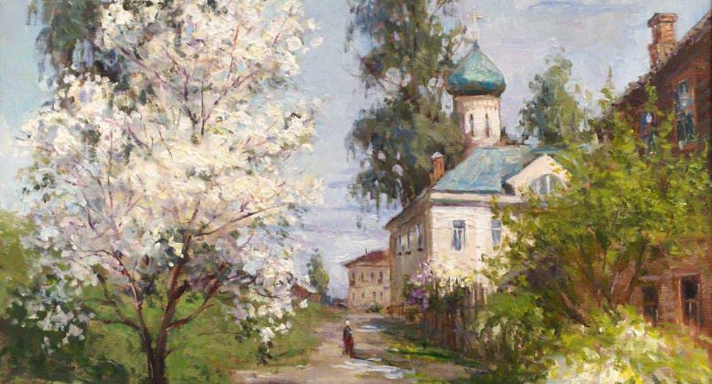 На выставке в Москве можно увидеть «Русский свет» Александра и Марка Смирновых