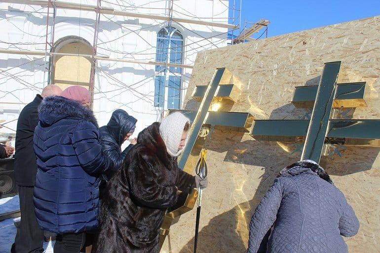 В челябинском селе за два года из руин подняли храм XIX века архитектора Тона