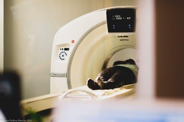 В больнице святителя Алексия искусственный интеллект помогает распознать коронавирус