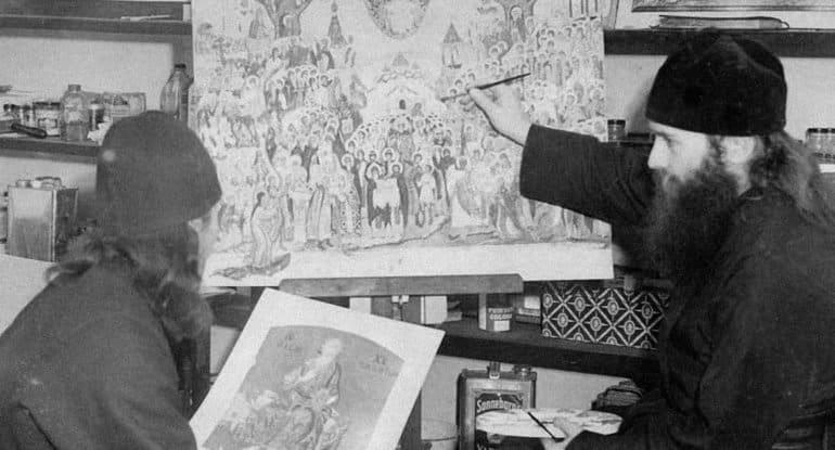 «Отец Киприан умер. И мы вдруг получили от него... подарки!» — необычная история о главном иконописце Русского Зарубежья