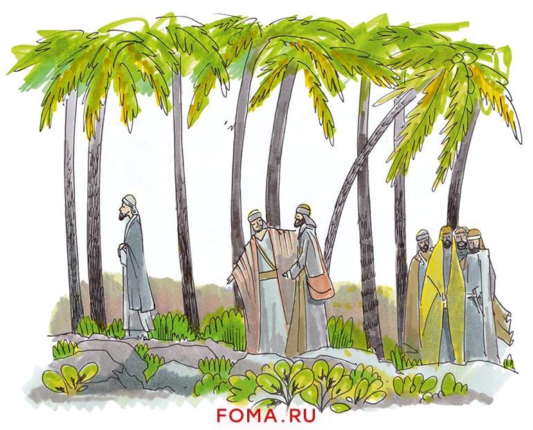 Как ученики Христа спорили, кто главнее. 3истории для детей