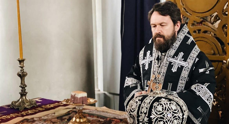 Творчество для меня – «побочный продукт» служения Церкви, – митрополит Волоколамский Иларион