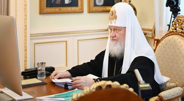 Первая волна вхождения Церкви в Интернет завершается, необходимо выработать адекватный этой среде язык, – патриарх Кирил...