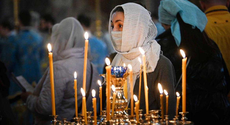 В московских и ставропигиальных храмах усилят меры по профилактике коронавируса
