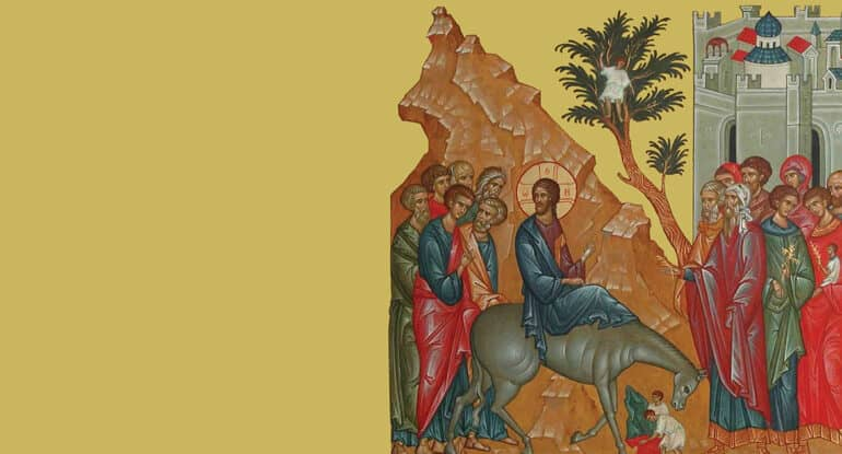 Вход Господень в Иерусалим: коротко о празднике
