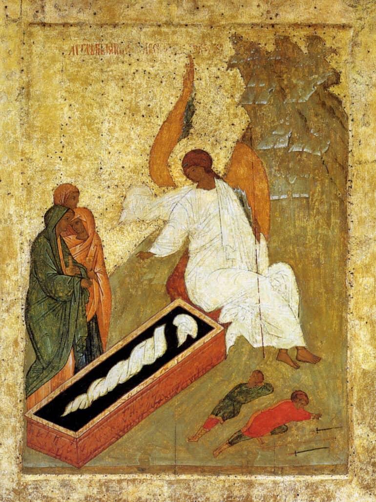Воскресенье, 16 мая 2021 года: что будет в храме?