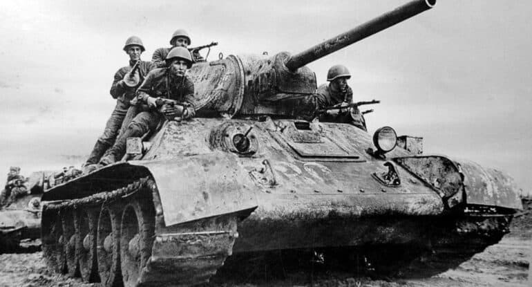 Главные битвы Великой Отечественной войны за 7 минут
