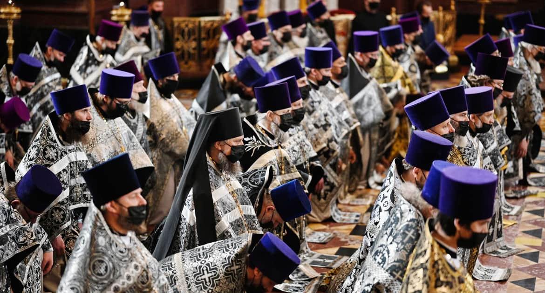 Почти шесть тысяч священнослужителей и монахов переболели ковидом, около 200 скончались