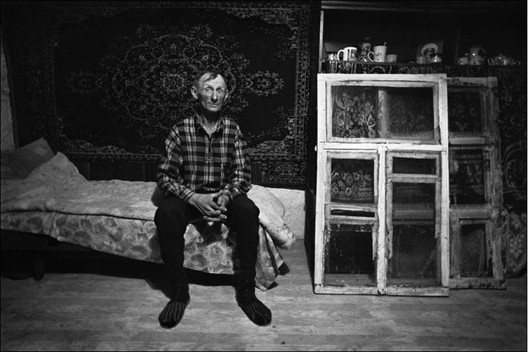 Православная глубинка: 1 июля – встреча с фотографом Михаилом Масленниковым
