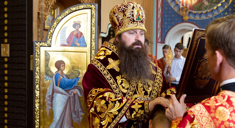 Новым главой Гродненской епархии назначен епископ Слуцкий Антоний