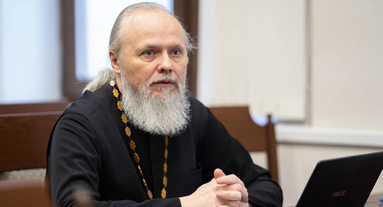 Протоиерей Вадим Леонов назначен и.о. ректора Сретенской духовной академии
