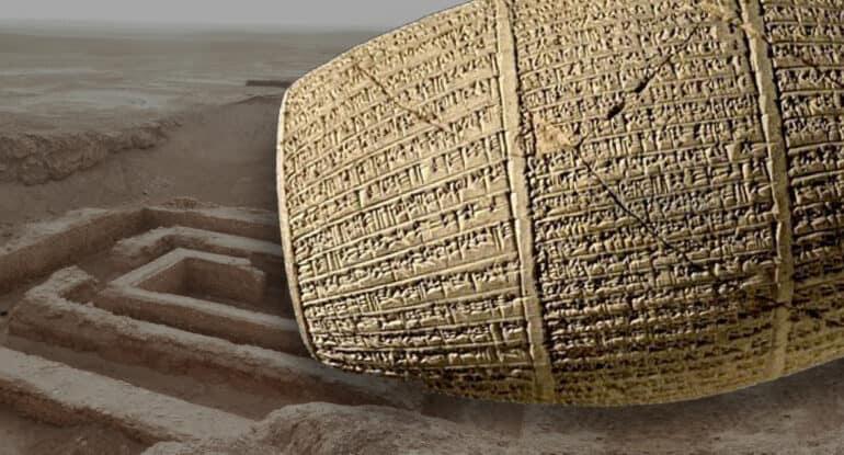 Цилиндр Набонида: как этот артефакт доказывает историчность ветхозаветных событий