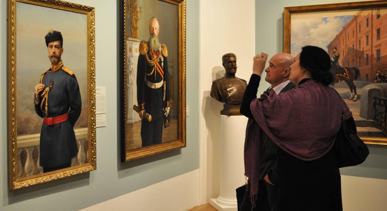 На выставке в Москве покажут историю России, запечатленную в живописи
