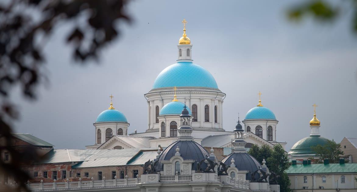 На месте обретения Казанской иконы восстановят весь комплекс Богородицкого монастыря