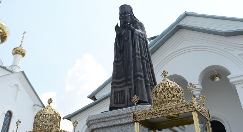 Памятник святителю Иоанну Шанхайскому установили на его малой родине