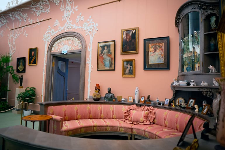 В Царском Селе после реставрации открыли апартаменты Царской семьи