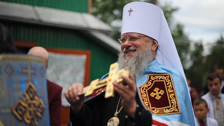 Митрополит Черновицкий Мелетий возглавил Отдел внешних церковных связей Украинской Церкви