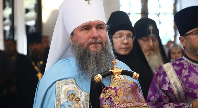 Митрополит Екатеринбургский Евгений предупредил о действии мошенников под его именем