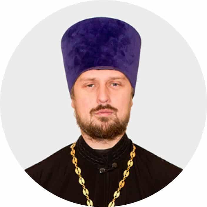 ПЕТРОВ Николай, иерей
