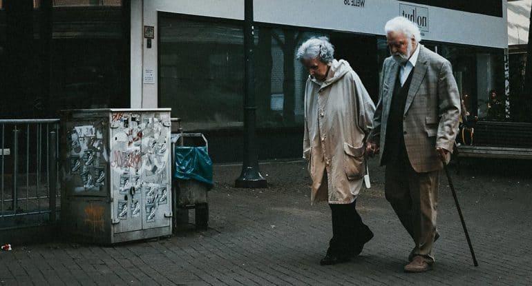Как смириться со старостью?