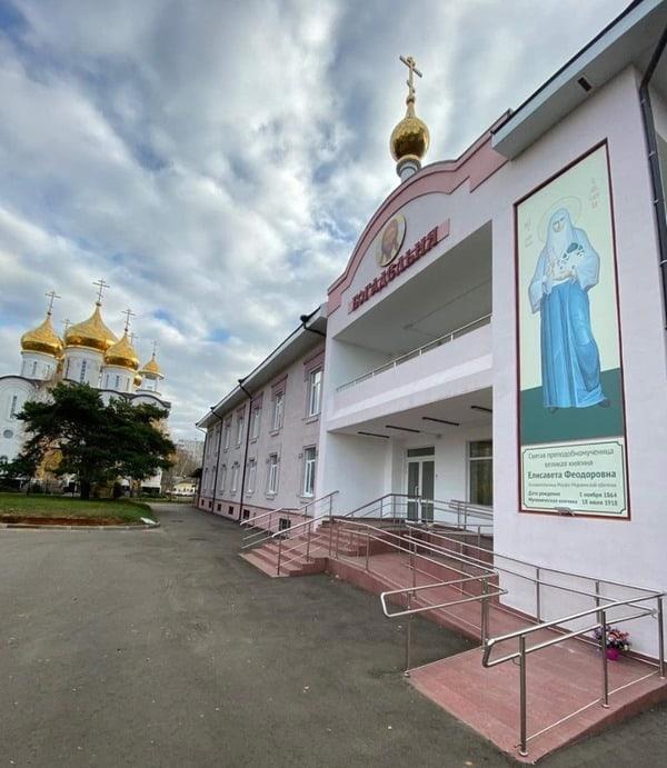 В Жуковском готовится к открытию филиал церковной больницы святителя Алексия