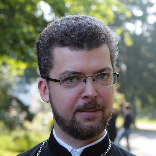 МУРЗИН Евгений, священник