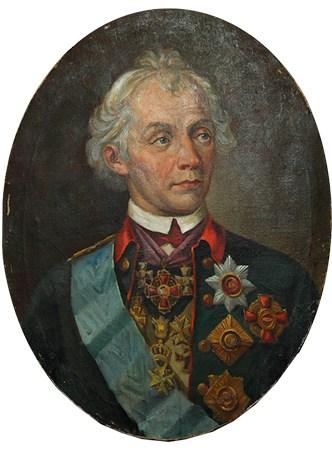 Генералы в ужасе прибегали к Суворову, но он не уходил из церкви. Как русские разбили турецкий десант в 1787 году
