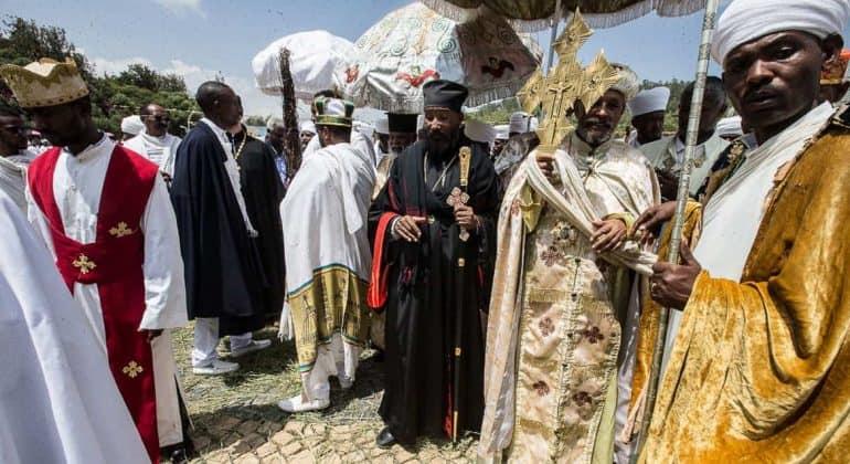Русская Православная Церковь может взять под свое окормление клириков Александрийского Патриархата