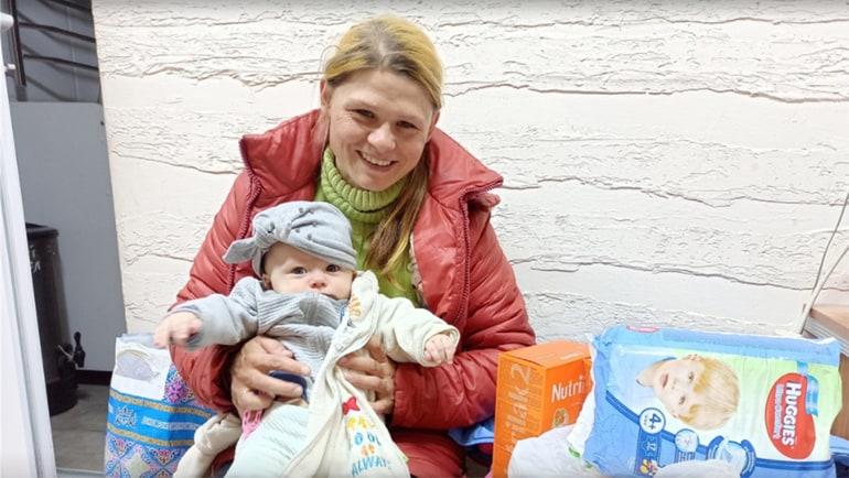 Добрая пятница: Бишкекская епархия теперь регулярно помогает нуждающимся