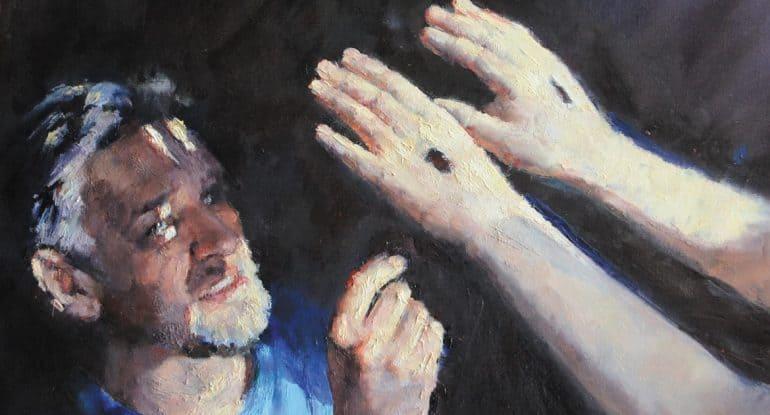«Образ Фомы писал с себя» — 5 любимых картин художника Павла Гавриченкова