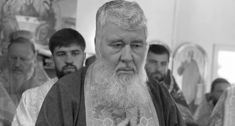 Преставился митрополит Ровенский и Острожский Варфоломей