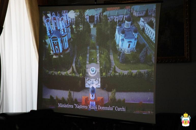 Представлен путеводитель с видеогидом по монастырям Молдовы