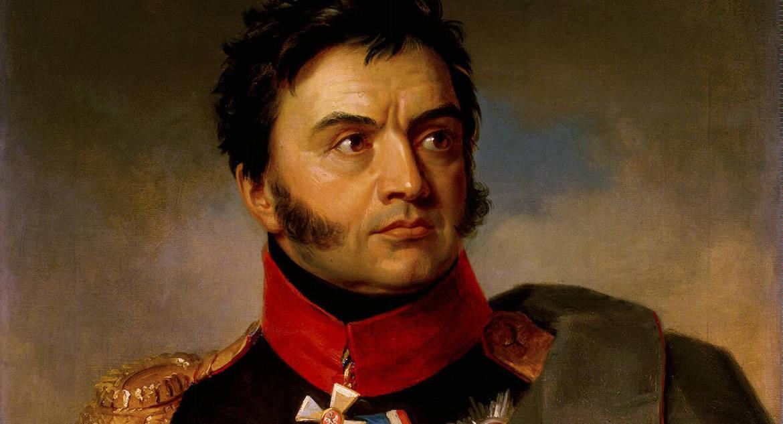 Российские регионы могут выбрать место для памятника герою 1812 года Николаю Раевскому