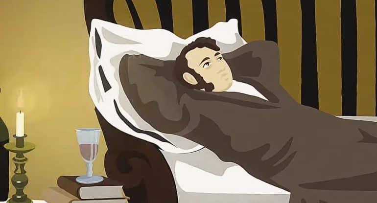 Почему Обломов так и не смог встать с дивана? Почему умер Обломов?