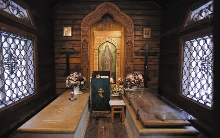 Вырица: здесь жил святой с удивительной судьбой