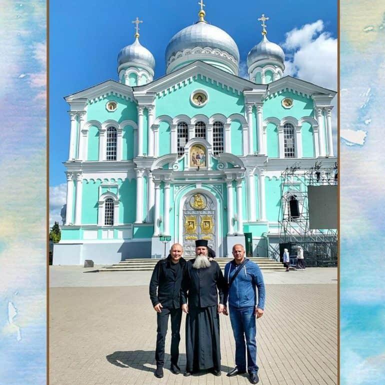 Федор Емельяненко рассказал, как поездка в Дивеево перевернула его жизнь