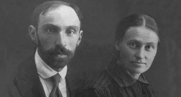 Его убили, а она продолжала писать ему письма: история любви священника Михаила Шика и Натальи Шаховской-Шик