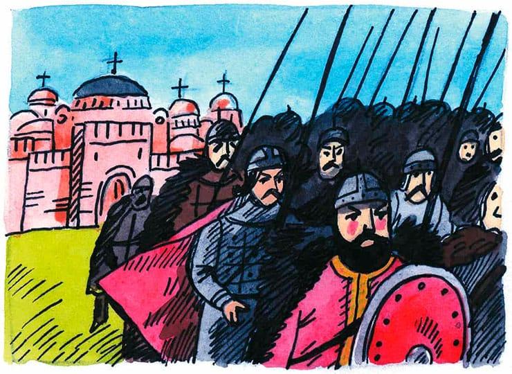 Покров Богородицы: история праздника