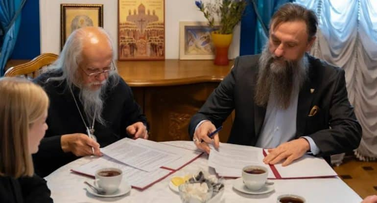 Синодальный отдел по благотворительности расширяет сотрудничество с Фондом продовольствия «Русь»