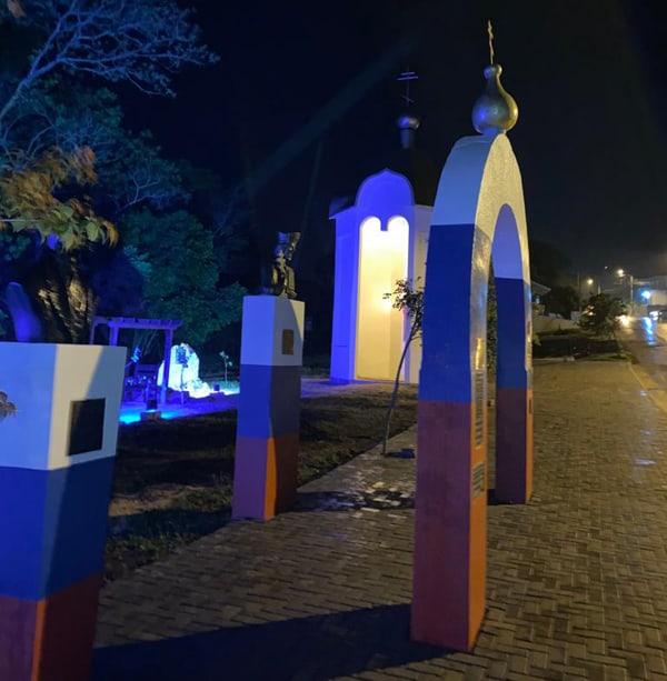В Кампина-дас-Мисойнс открыли первую в Бразилии православную часовню