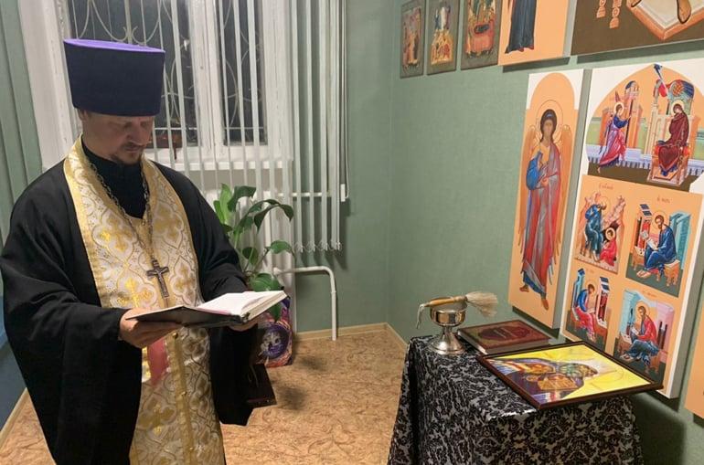 Первую православную нанайскую часовню открыли в Хабаровске