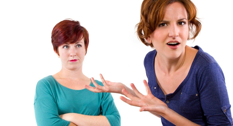 Ссора с сестрой - в наказание от Бога?