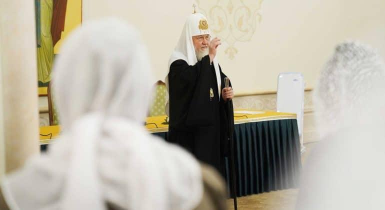 На преподавателей ОПК в школах возложена титаническая задача, – патриарх Кирилл