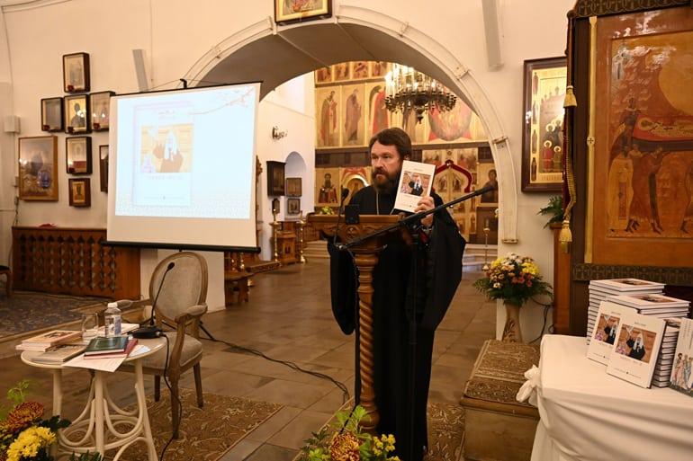 Презентован китайский перевод книги патриарха Кирилла с мыслями на каждый день года
